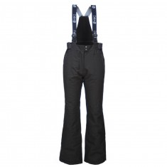 Deluni ski pants for women, black