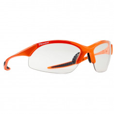Demon 832 Photochromatic, sunglasses, shinny neon orange