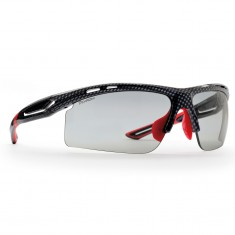 Demon Cabana Dchrom, sunglasses, carbon/red