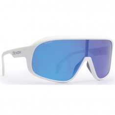 Demon Crash sunglasses, matt white