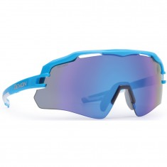 Demon Imperial sunglasses, shiny blue