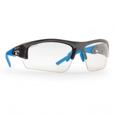 Demon Iron Photochromatic sunglasses, grey/blue