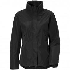 Didriksons Grand, Rain jacket, women, black