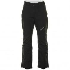DIEL Chad mens ski pants, black, short