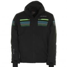 DIEL Chopper ski jacket, men, black