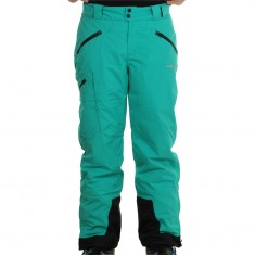 DIEL Ischgl mens ski pants, green