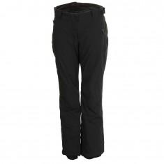 DIEL Livigno womens ski pants, black