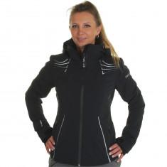 DIEL Madonna di C. ski jacket, women, black