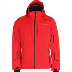 DIEL Marshal, ski jacket, men, red