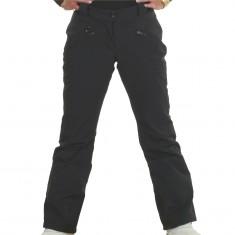DIEL Val Gardena womens ski pants, black