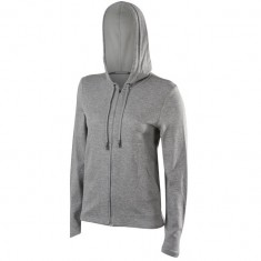 Falke Lively Hoody, women, grey