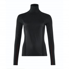 Falke Perfomance Wool Turtleneck, women, black