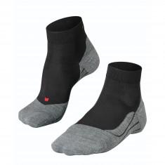 Falke RU4 running socks, short, women, black