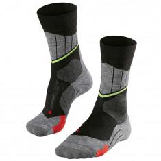 Falke SC1  mens XC ski socks, black