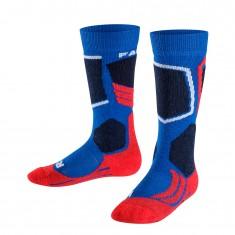Falke SK2 ski socks, kids, cobalt blue