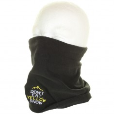 Granddog Fleece neck warmer, Do not eat yellow snow