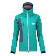 Ortovox Merino Hardshell 3L Alagna Jacket W, green
