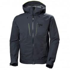 Helly Hansen Alpha Shell Jacket, men, graphite blue