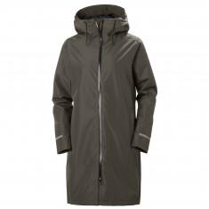Helly Hansen Aspire Rain Coat, women, beluga