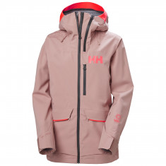 Helly Hansen Aurora 2.0, shell Jacket, women, ash rose