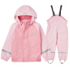 Helly Hansen Bergen PU, rainset, kids, magenta haze