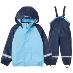 Helly Hansen Bergen PU, rainset, kids, navy