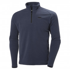 Helly Hansen Daybreaker 1/2 zip midlayer, men, graphite blue