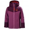 Helly Hansen Divine ski jacket, junior, ice blue