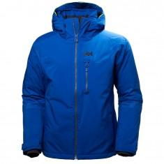 Helly Hansen Double Diamond ski jacket, mens, olympian blue