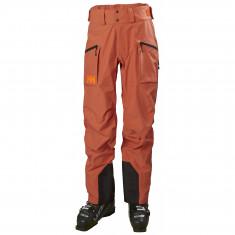 Helly Hansen Elevation 3.0, shell Pant, men, patrol orange