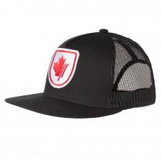 Helly Hansen Flatbrim Trucker cap, black