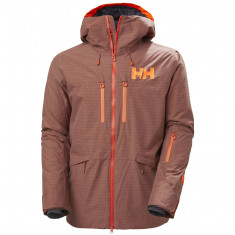 Helly Hansen Garibaldi 2.0, skijacket, men, redwood