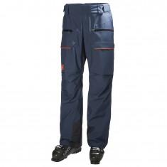 Helly Hansen Garibaldi ski pants, men, north sea blue