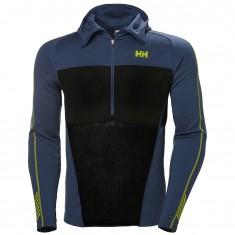 Helly Hansen H1 Pro Lifa 1/2 zip, men, blue