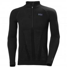 Helly Hansen H1 Pro Lifa Seamless 1/2 zip, men, black