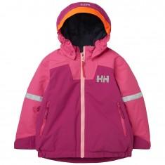 Helly Hansen K Legend ins jacket, kids, festival fuchsia