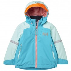 Helly Hansen K Legend ins jacket, kids, scuba blue