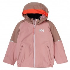 Helly Hansen K Shelter, Rain jacket, blush