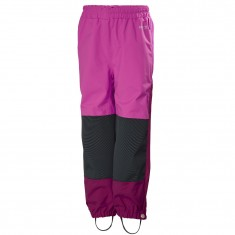 Helly Hansen K Shelter, Rain pants, pink
