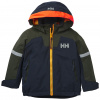 Helly Hansen K Legend ins jacket, kids, blue fog