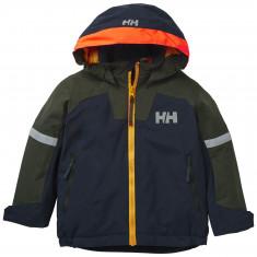 Helly Hansen Legend ins jacket, kids, navy