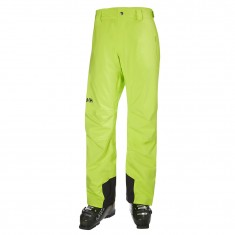 Helly Hansen Legendary Insulated ski pants, men, azid lime