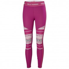 Helly Hansen Lifa Active Graphic pant, women, fuchsia