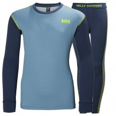 Helly Hansen Lifa Active set, junior, blue