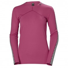 Helly Hansen Lifa Crew, women, dragon fruit