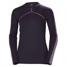 Helly Hansen Lifa Crew, women, nightshade