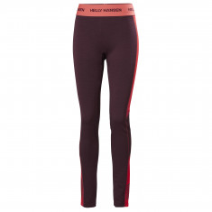 Helly Hansen Lifa Merino Lightweight Pant, women, wild rose