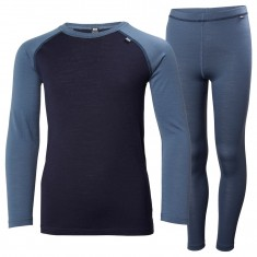 Helly Hansen Lifa Merino Mid baselayer, junior, vintage ind