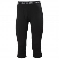 Helly Hansen Lifa Merino Midweight 3/4 Pant, men, black