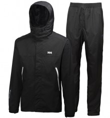 Helly Hansen Lysefjord set, mens, black
